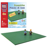 Brictek  Building Blocks Baseplates