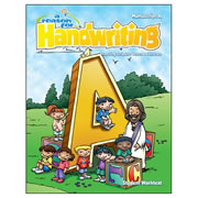 A Reason For Handwriting Student Workbook Level A (Grade 1)