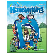 A Reason For Handwriting Student Workbook Level D (Grade 4)