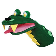 Canvas Hand Puppet - Mouth