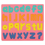 Wonderfoam® Magnetic Lower Case Letters Puzzle Set