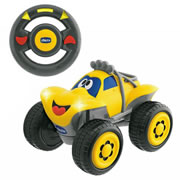 Billy Fun Wheels Remote Control Monster Truck