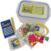 Geocaching Hide It Starter Kit