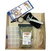 Geocaching Collection Station - Rock Collecting Kit