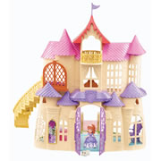 Disney Sofia the First Magic Talking Castle