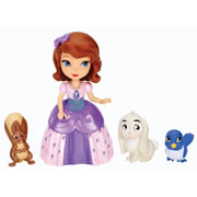 Disney Sofia & Animal Friends