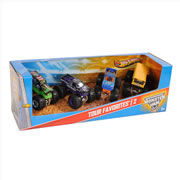 Monster Jam Tour Favorites - Set 2