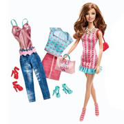 Barbie® Doll & Fashion Set - Brunette