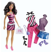 Barbie® Doll & Fashion Set - Ethnic