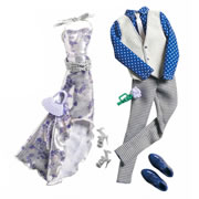 Barbie® & Ken Date Night Fashion Set - Party Time
