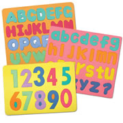 Wonderfoam® Magnetic Puzzles - Set of 3