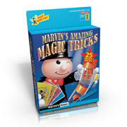 Marvin's Amazing Magic Tricks Set 1