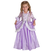 Royal Rapunzel Dress-Up - Size Medium