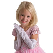 Child Princess Dress-Up Gloves