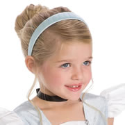 Cinderella Dress-Up Choker and Headband Accessories