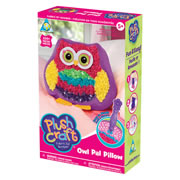 Plush Craft Owl Pal Pillow