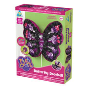 Plush Craft Butterfly Doorbell