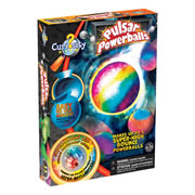 Curiousity Kits Pulsar Powerballs