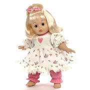 "My Little Sweetheart 14"" My Little Girl Doll"