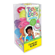 Creativity For Kids Tooby Loops Jewelry