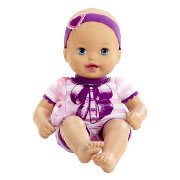 Little Mommy Baby So New Bowtie Baby Doll