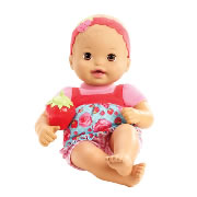 Little Mommy Picnic Bloomer Hispanic Doll