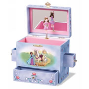 Enchantmints Fairy Tale Princess Musical Jewelry Box