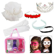 Dress-Up Accessories Set & Shoes