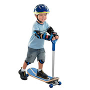 Grow With Me 3 in 1 Skateboard - Blue