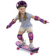 Barbie® Grow With Me 3 in 1 Skateboard - Pink