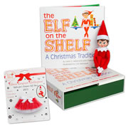 Elf on the Shelf® (Girl - LIght) & 2013 Tutu Skirt