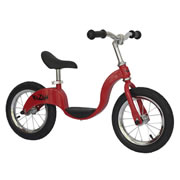 Kazam Balance Bike - Red