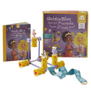 GoldieBlox & the Parade Float