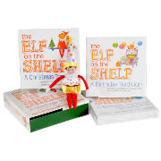 Elf on the Shelf® and a Birthday Tradition Set