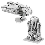 Metal Works 3-D Laser Cut Models - Star Wars™ Set