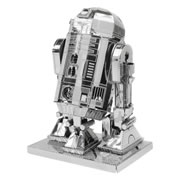 Metal Works 3-D Laser Cut Models - Star Wars™ R2-D2
