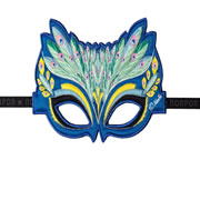 Dreamy Dress-ups Fantasy Peacock Fairy Mask