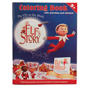 Elf on the Shelf® An Elf's Story DVD
