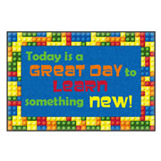 Great Day Welcome Mat 2' x 3' (Washable)
