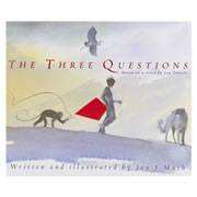 The Three Questions Hardback