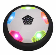Ultra Glow Air Power Soccer Disc