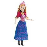 Frozen Magical Music Doll - Anna