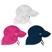 Solid Flap Hat- Toddler