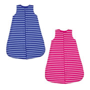 Brights Organic Sleeper- Newborn and Infant Sizes