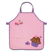 Stephen Joseph Childs Quilted Apron - Cupcake