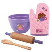 Stephen Joseph Pretend Play Cupcake Cooking Set
