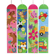 Stephen Joseph Wall Growth Chart