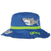 Young Child's Shark Bucket Hat