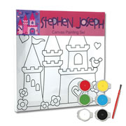 Castle Canvas Art Set