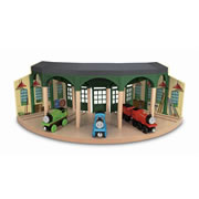 Thomas the Wooden Railway - Tidmouth Sheds